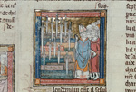 Joseph before twelve graves