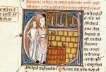 Consecracio ecclesie (Consecration of a church)