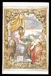 Commission from Alivse I Mocenigo