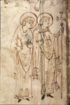 Abbot and bishop
