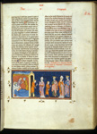 Death of Charlemagne
