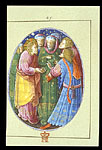 Christ Disputing with the Merchants