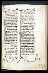 Illuminated and historiated initials