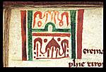 Decorated initial