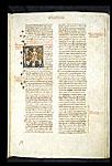 Adventus domini secundus (Second coming of Christ)