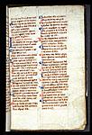 Coloured initials