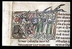 Alexander battling the Mardi and Subagrae
