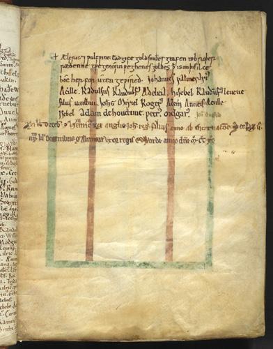 Description of binding.