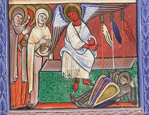 Three Holy Women