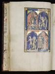 The martyrdoms of four saints