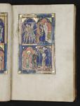 The trials of three saints