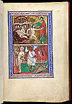 Harrowing of Hell and the Holy Women at the Tomb