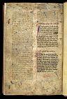 Fifteenth-century inscription and anathema
