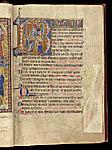David; The Annunciation