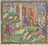 Princes taking leave of Ferant
