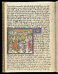 Various rulers greeting king Humphrey of England