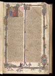 Gregory delivering his decretals
