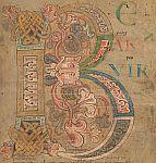 Beatus initial