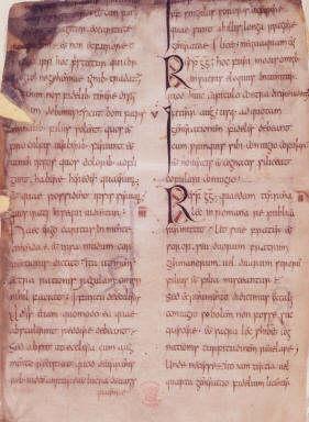 Cotton Tiberius A XIV, f.26v