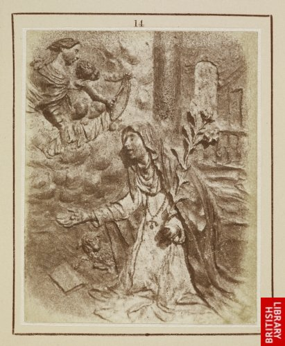 Juan Martinez Monta�es:  Santa Teresa de Jesus.