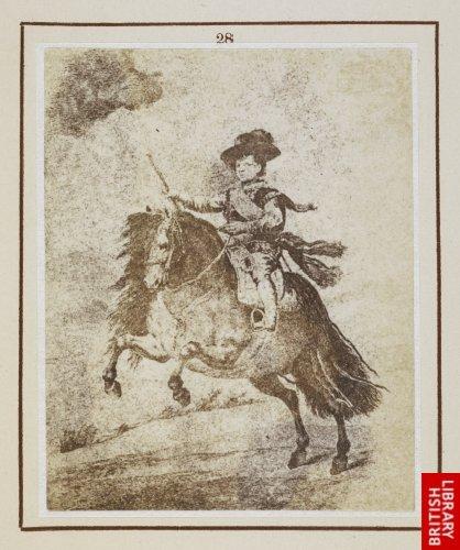 Diego Velasquez:  The Infant Don Balthazar Carlos, Prince of Asturias.