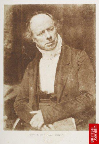 The Revd. Thomas Jones.