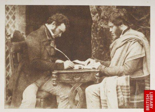 John Robertson & Hugh Miller.