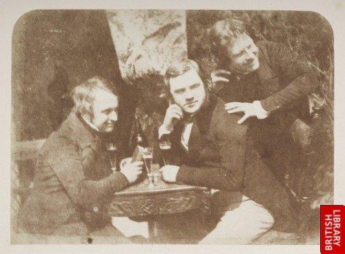 Edinburgh ale - Jas. Ballantyne, Dr. Geo Bell - D.O. Hill R.S.A.