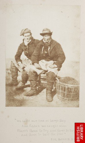 Newhaven fishermen.