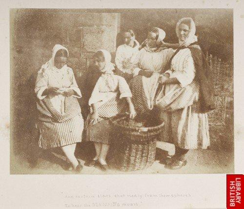 Newhaven fisherwomen.
