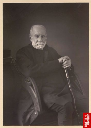 George Anthony Denison, Archdeacon of Taunton.