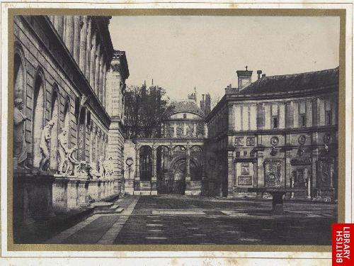 Palais de l'�cole des Beaux Arts � Paris.
