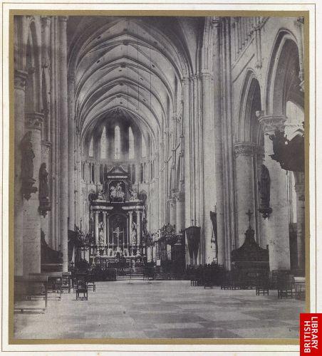 �glise de St. Martin, � Ypres, Belgique.