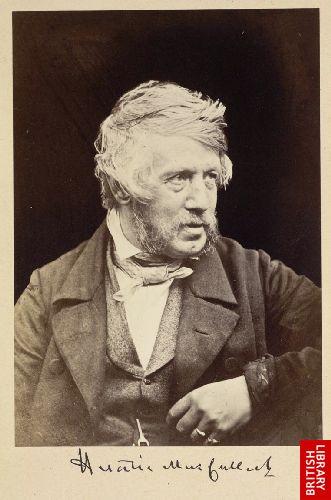 Portrait of Horatio Macculloch.   [Frontispiece]