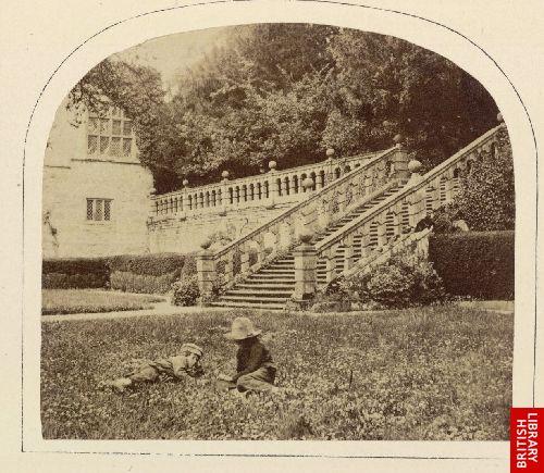 Haddon Hall.