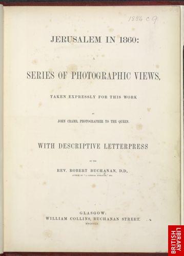 Jerusalem from Scopus.