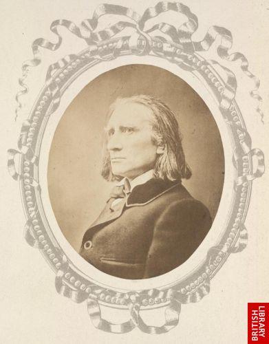 [Franz Liszt.]