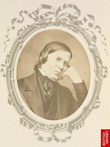 [Robert Schumann.]