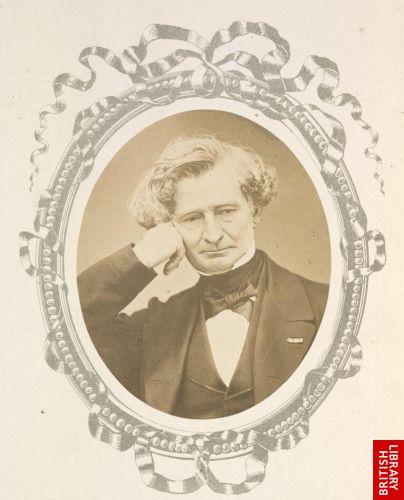 [Hector Berlioz.]