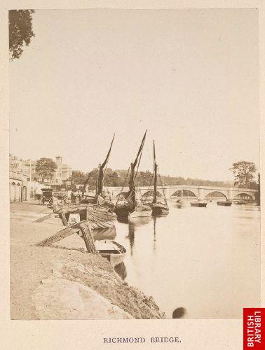 Richmond Bridge.