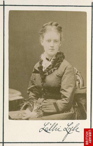 Lillie Lyle.