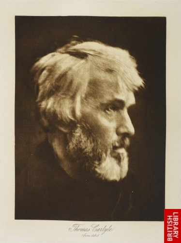 Thomas Carlyle from life.