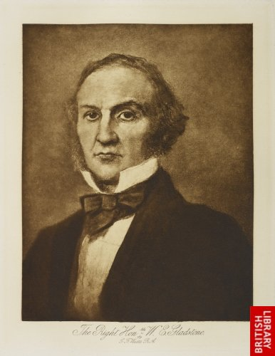 The Right Honourable W. E. Gladstone, M.P. By G. F. Watts, R.A.