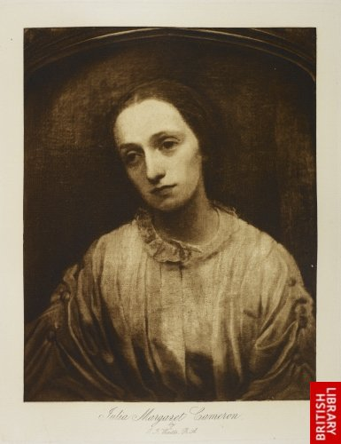 Mrs. Cameron. By G. F. Watts, R.A.