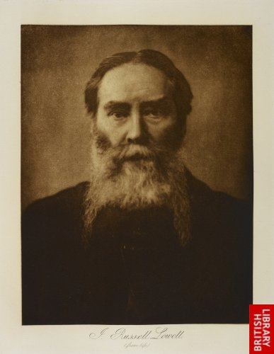 James Russell Lowell from life.