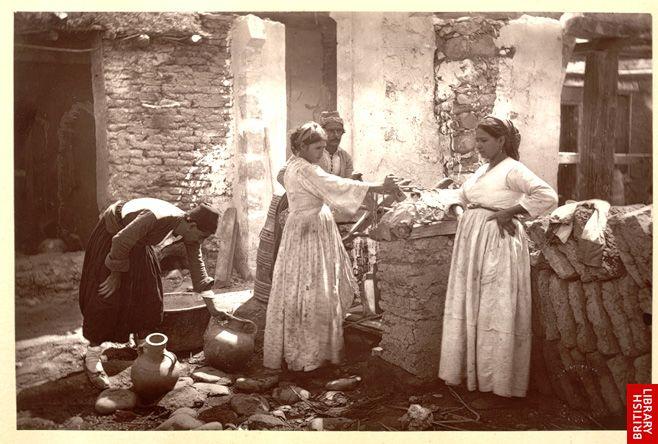 Cypriote peasants.