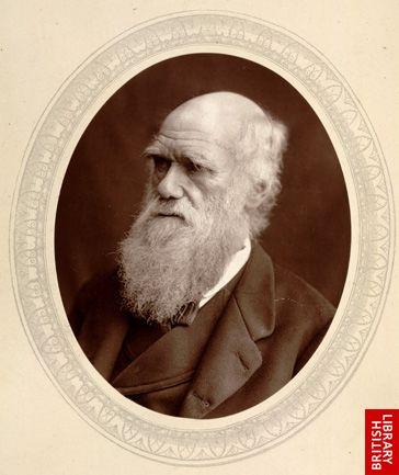 Charles Robert Darwin.