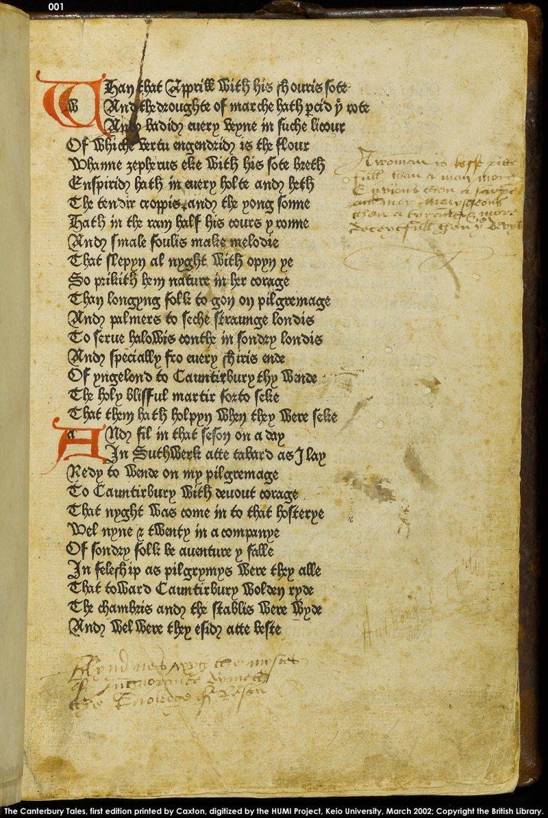 Caxton 1, folio2r image