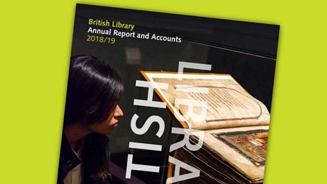 British Library Annual report