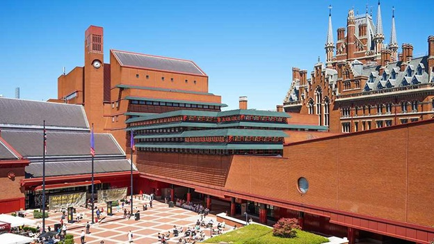 Contact us - The British Library